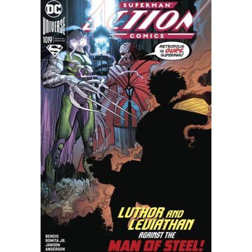 ACTION COMICS 1019