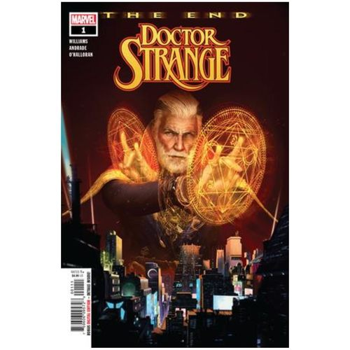 DOCTOR STRANGE THE END 1