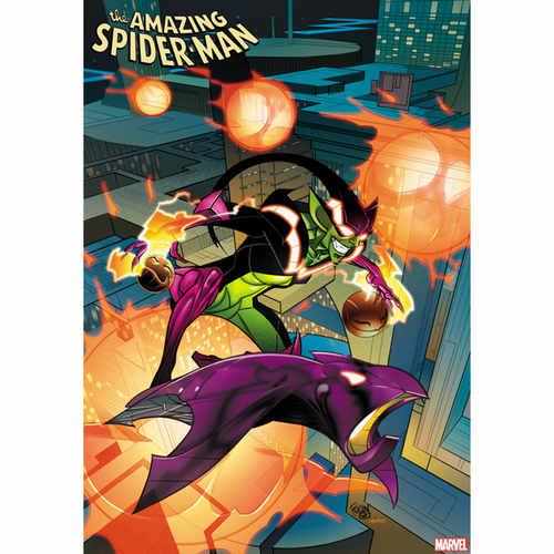 AMAZING SPIDER-MAN 34 FERRY 2099 VAR 2099