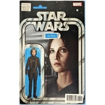 Star Wars Rogue One #1 Jyn Erso Action Figure Variant