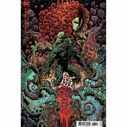 SWAMP THING #3 (OF 10) CVR B KYLE HOTZ CARD STOCK VAR
