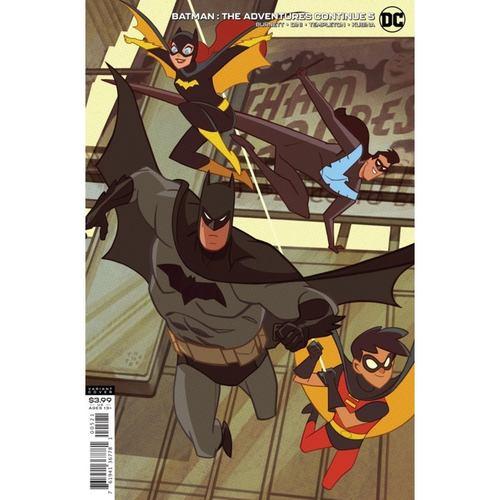 BATMAN THE ADVENTURES CONTINUE #5 (OF 7) CVR B SEAN CHEEKS GALLOWAY VAR