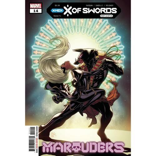MARAUDERS #14 XOS