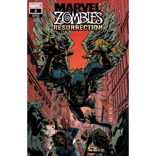 MARVEL ZOMBIES RESURRECTION #2 (OF 4) SCOTT VAR