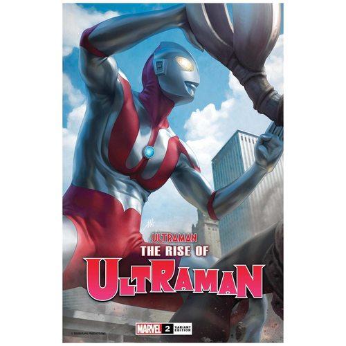 RISE OF ULTRAMAN #2 (OF 5) ARTGERM VAR