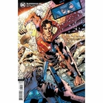 SUPERMAN #25 CVR B BRYAN HITCH VAR