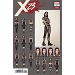X-23 #1 - CHOI DESIGN VAR