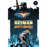 BATMAN CURSE OF THE WHITE KNIGHT 6 OF 8
