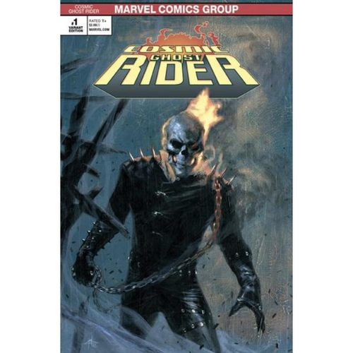 COSMIC GHOST RIDER #1 (OF 5) DELLOTTO CVR