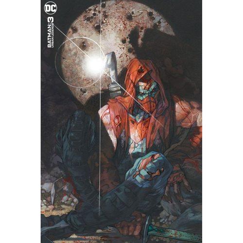 BATMAN URBAN LEGENDS #3 CVR C SIMONE BIANCHI VAR