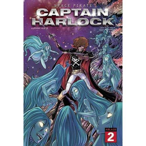 SPACE PIRATE CAPT HARLOCK #2 CVR E PHILIPPE BRIONES