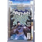 BATMAN #5 VARIANT CGC 9.8