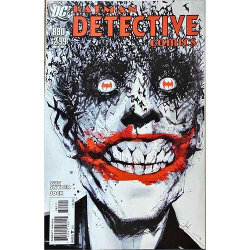 DETECTIVE COMICS #880 NM FIRST PRINT