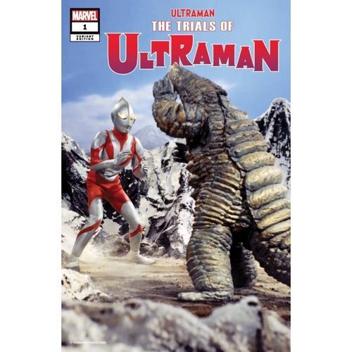 TRIALS OF ULTRAMAN #1 (OF 5) TV VAR