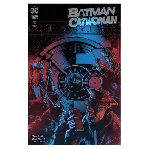 BATMAN CATWOMAN #7 (OF 12) CVR C TRAVIS CHAREST VAR (MR)