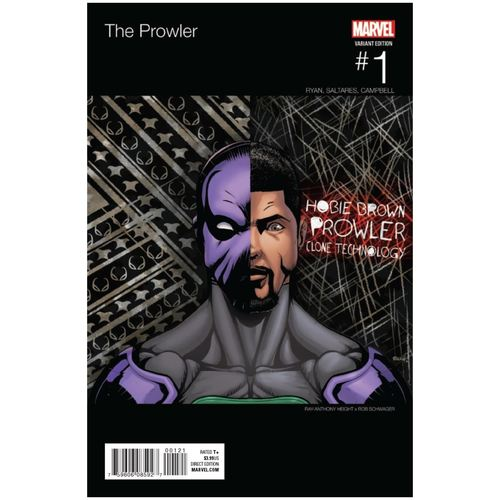 THE PROWLER #1 HIP HOP VARIANT