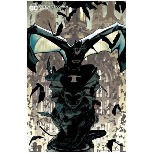DETECTIVE COMICS #1027 CVR J ADAM HUGHES BATMAN CATWOMAN VAR