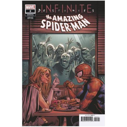 AMAZING SPIDER-MAN ANNUAL #2 1:25 VARIANT