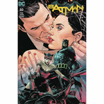BATMAN 50 ROMANCE EXC SGN KING & MANN
