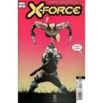 X-FORCE 1 2ND PTG CAMUNCOLI VAR DX