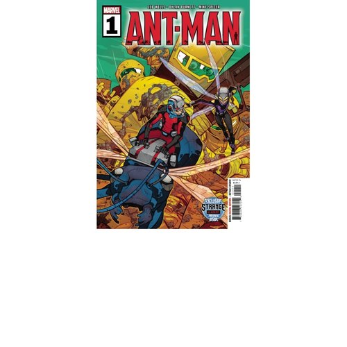ANT-MAN 1 OF 5