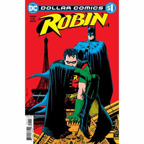 DOLLAR COMICS ROBIN 1 1991