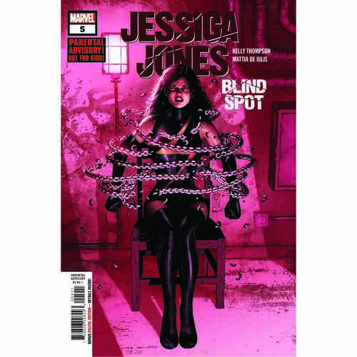 JESSICA JONES BLIND SPOT 5 OF 6