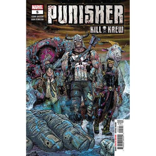 PUNISHER KILL KREW 5 OF 5
