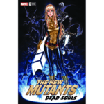The New Mutants Dead Souls 1 Brooks Limited edition variant signed