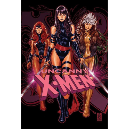 UNCANNY X-MEN 1 MARK BROOKS EXCLUSIVE