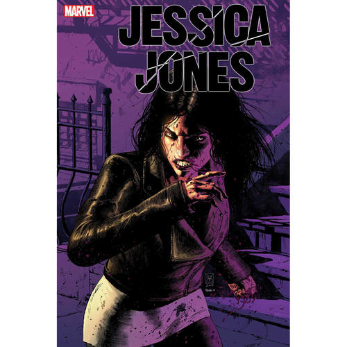 JESSICA JONES BLIND SPOT 1 OF 6