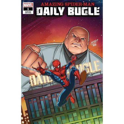 AMAZING SPIDER-MAN: DAILY BUGLE #1 - RON LIM VAR