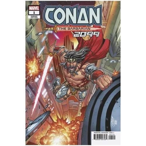 CONAN 2099 1 RON LIM VAR