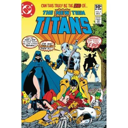 DOLLAR COMICS THE NEW TEEN TITANS 2