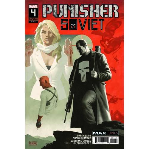PUNISHER SOVIET 4 OF 6 MR