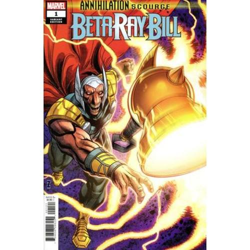 ANNIHILATION SCOURGE BETA RAY BILL 1 ZIRCHER VAR