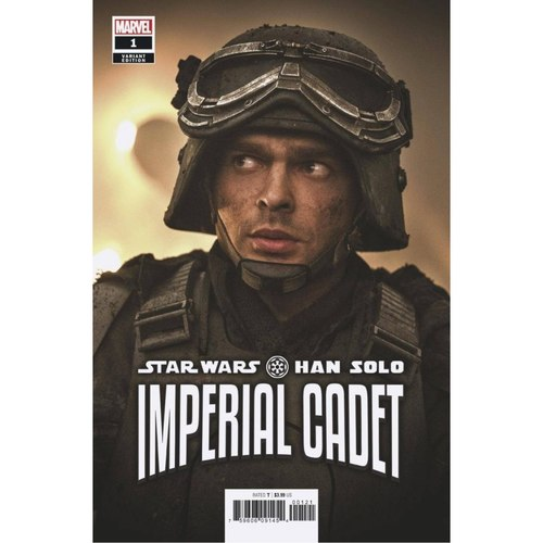 STAR WARS: HAN SOLO - IMPERIAL CADET #1 - MOVIE VAR