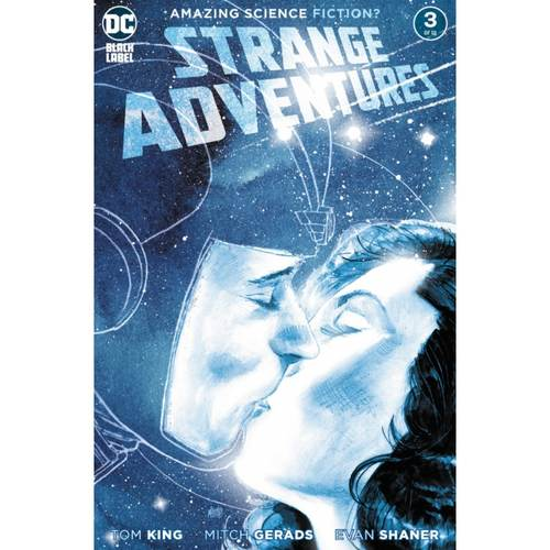 STRANGE ADVENTURES 3 OF 12 CVR A MITCH GERADS