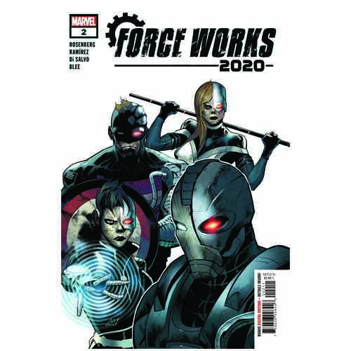 2020 FORCE WORKS 2 OF 3