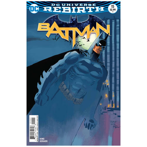 BATMAN #15 VAR