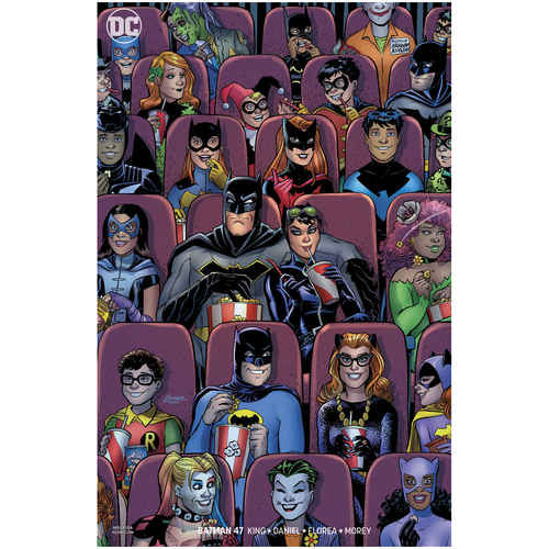 BATMAN #47 VARIANT