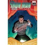 IRON MAN 2020 #4 (OF 6) RON LIM VAR