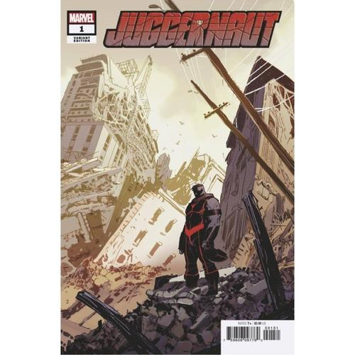 JUGGERNAUT #1 (OF 5) GARNEY VAR DX