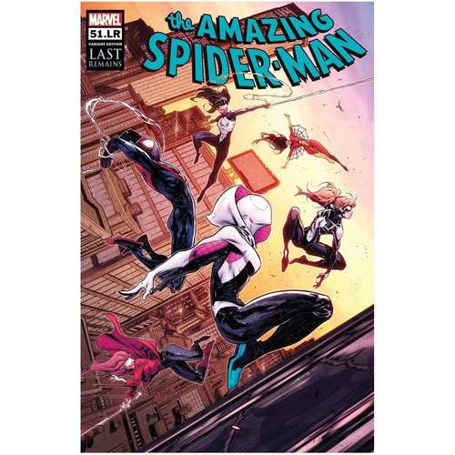AMAZING SPIDER-MAN #51.LR COELLO VAR