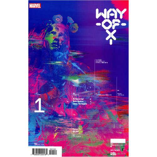 Way of X #1 1:10 Muller Design Variant