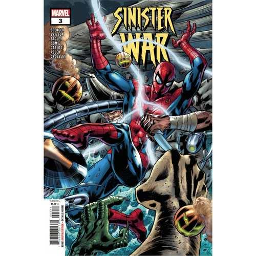 SINISTER WAR 3 OF 4
