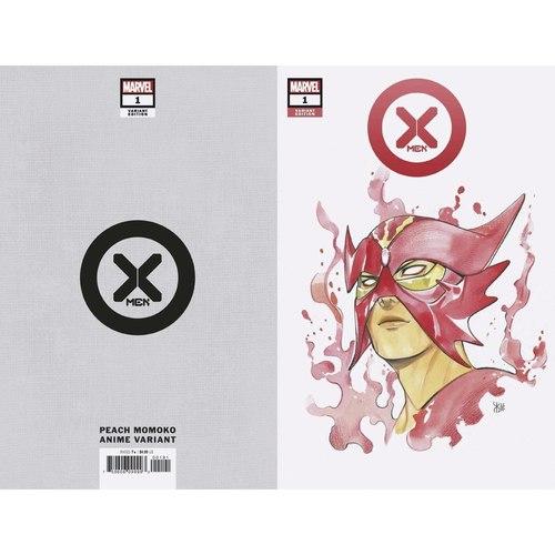 X-MEN #1 MOMOKO MARVEL ANIME VAR