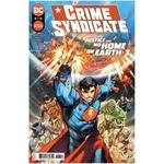 CRIME SYNDICATE #6 (OF 6) CVR A HOWARD PORTER