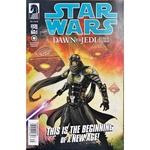 STAR WARS : DAWN OF THE JEDI : FORCE STORM #1 FIRST PRINT
