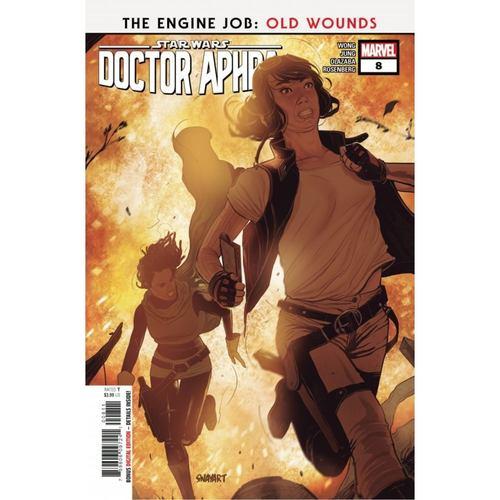STAR WARS DOCTOR APHRA #8